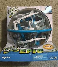 New Perplexus Epic Game Puzzle Maze Ball 3D Brain Teaser Challenge