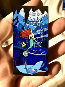 Little Mermaid - Movie Moments - Fantasy Pin