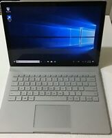 "Microsoft Surface Book 13.5"" Touchscreen Intel Core i5-6300U 8GB 128GB    PP22"
