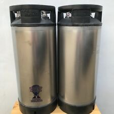 Two AEB Corny Cornelius Kegs 19L ball lock reconditioned from naked keg