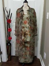 Vintage Margot J 3pc Skirt Suit By Niteline Plus Size 20