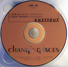 G.H.E.T.T.O.U.T. [Single] by Changing Faces (CD, Apr-1997, Big Beat Records)