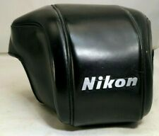 Nikon CTT camera Case F2 SB ever ready black - Top part only