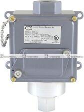 CCS 604P12 Pressure Switch