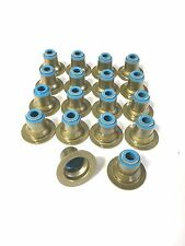 LS1 LS3 LS6 VITON VALVE STEAM SEALS 4.8 5.3 6.0 FOR SINGLE SPRINGS factory fit