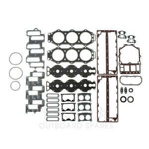 Yamaha Powerhead Gasket Kit for 200hp Outboard (Part # 6K7-W0001-A4)