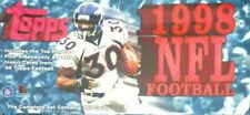 1998 & 1999 Topps Football Singles - You Choose from List