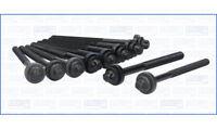 Genuine AJUSA OEM Replacement Cylinder Head Bolt Set One Side [81050200]