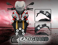 Eazi-Guard™ BMW S1000XR 2015-2017 Motorbike Stone Chip Protection Kit