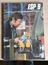 ESP 8 , Schulbuch  DDR