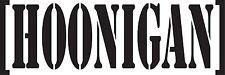RACING STICKER Funny Car Window Bumper JDM VW Vinyl Sponsor Decal