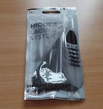Hickies 2.0  - Elastic System - Schnürsenkel - Ersatz - Black