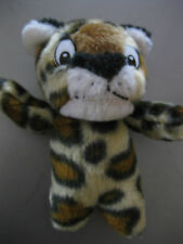 Bär Teddybär Teddy Plüschtier Tigermuster ca. 16 cm waschbar, süss