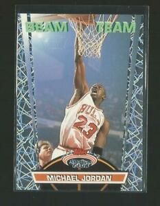 1993 Topps Stadium Club Members Only Michael Jordan Bulls Beam Team Insert JC