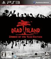 USED PS3 PlayStation 3 Zombie of the Year Edition Dead Island 10268 JAPAN IMPORT