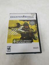 Counter-Strike Source (PC, 2005) 4 Disc Video Game