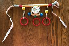 Vintage Baby Crib Mobile 1950's Toy-Plays Brahm's Lullaby