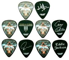 Queensryche 2019 Tour Guitar Pick / Total Of 5 Picks