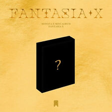 MONSTA X FANTASIA X 8th Mini Kihno Album Air-Kit+Post Card+30p Photo Card SEALED