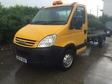 2009 Iveco Daily 2.3TD LWB RECOVERY TRUCK 73K   F/S/H  MOT EXCELLENT CONDITION