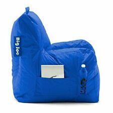 Big Joe Dorm Bean Bag Chair Sapphire Blue Fast Shipping!