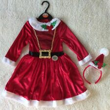 Dynamic Bnwot Girls Xmas Dress Age 7-8 Yrs Buy Now Girls' Clothing (2-16 Years) Clothes, Shoes & Accessories