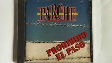 PARCHE -Prohibido El Paso- CD Original auf GSE Rec.