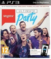 Singstar PS3 - MINT - Super FAST Delivery