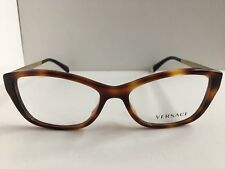 c48488e6c10 New Versace Mod. 3632 Tortoise 54mm Cats Eye Women s Eyeglasses Italy  4