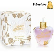 BNIB Lolita Lempicka L'Eau en Blanc Eau de Parfum Spray, 3.4 oz. SEALED Perfume