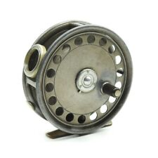 """Vintage Hardy St. George 3 3/4"""" Fly Fishing Reel. Made in England."""