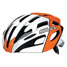 Casco da bici SALICE Mod.SPIN Col.Arancio/HELMET SALICE SPIN ORANGE