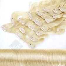 Lange Kunsthaar-Perücken & Haarteile in Goldblond Kunst