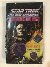 Five Rings Pub Star Trek TNG Dice Game First Contact - Borg Sphere Starter Set