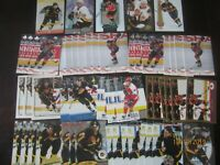Huge Lot of (50) Pavel Bure Hockey Cards Canucks