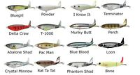 River2Sea Whopper Plopper 110 Topwater Prop Bait Bass, Pike, Musky Fishing Lure