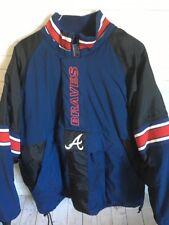 Atlanta Braves MLB Authentic Baseball Starter Winter Jacket Coat Men's XL