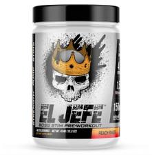 Pre Workout - ASC Supplements - El Jefe - Various Flavors