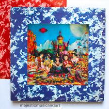 BELL SOUND 1967 HOLOGRAM THE ROLLING STONES SATANIC MAJESTIES REQUEST VINYL LP