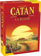 Catan Board Game, Hobbies Group Activities Multi-Player Toys Family Friends NIB