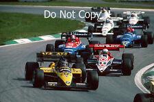 Gerhard Berger ATS D7 Austrian Grand Prix 1984 Photograph