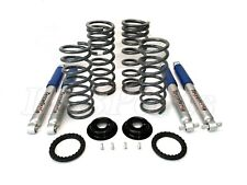 LAND ROVER DISCOVERY 2 II 99-04 AIR TO COIL CONVERSION KIT W/ HEAVY LOAD SHOCKS