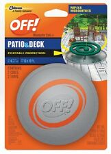 New listing (6) S C Johnson Off! 75204 New Mosquito Coil Starter Patio & Deck - 75204 141228
