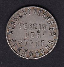 Flensburg -Verschönerungsverein der Stadt- Wertmarke