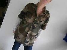 chemisette armée française Paul Boye Camouflage mixte Taille 41/42..comme NEUVE