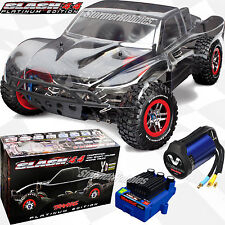 Traxxas Slash 4x4 Platinum Short Course Truck w/brushless motor & speedcontrol