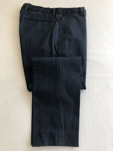 Incotex Pantalone Uomo Tg.44 Denim Cotone
