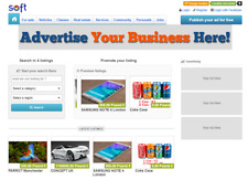 Classifieds Listings Website Online Business For Sale  (Portal, Agent, Agency )