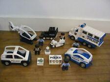 Duplo @@ Big Bundle Police 6 Vehicles 5 Characters Tbe 5680