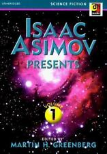 Isaac Asimov : All Time Favorite Science Fiction Stories Vol. 1 Audio Cassette